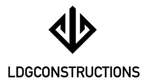 Image of LDG Constructions company logo